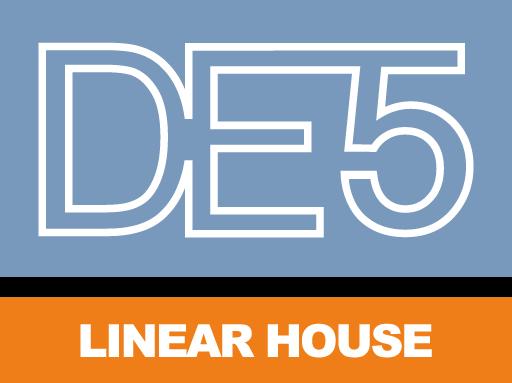 De5 Linear House